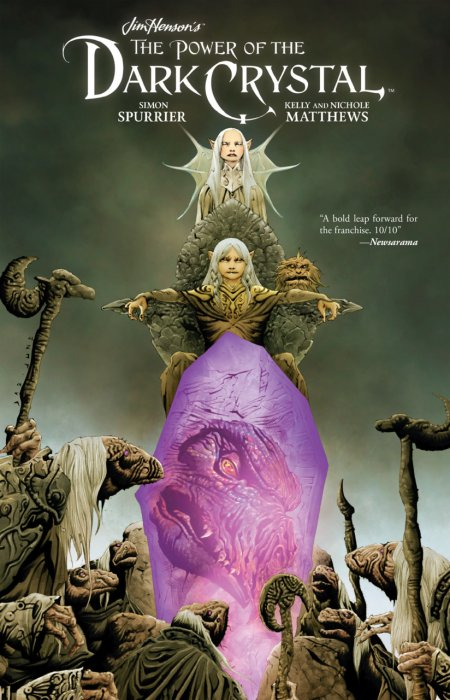 The Power of the Dark Crystal Vol.1