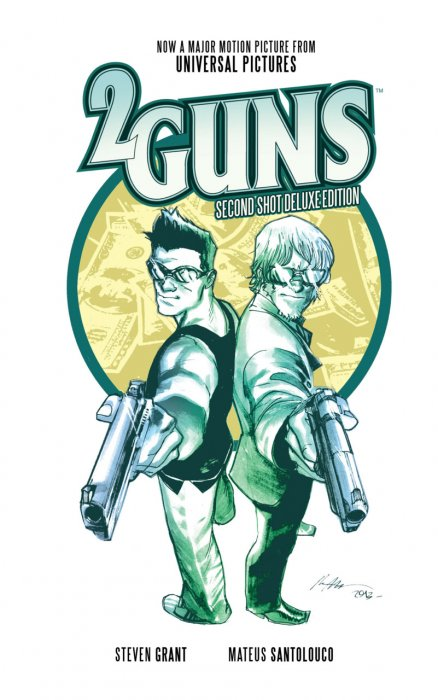 2 Guns - Second Shot Deluxe Edition #1 - TPB