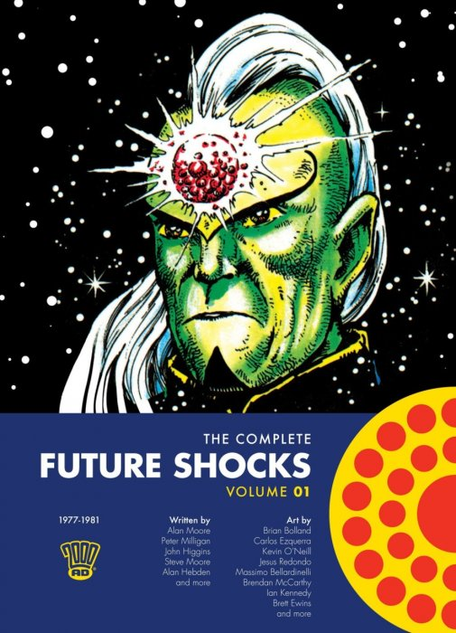The Complete Future Shocks Vol.1