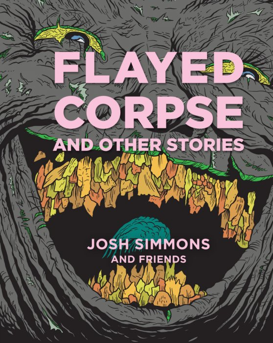 Flayed Corpse and Other Stories #1 - HC