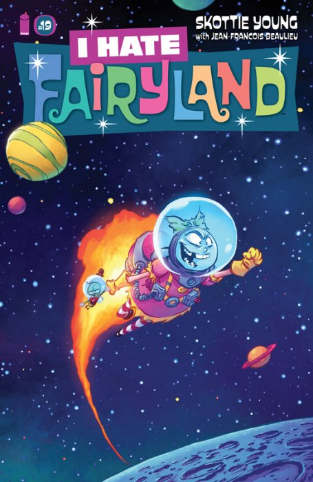I Hate Fairyland #19