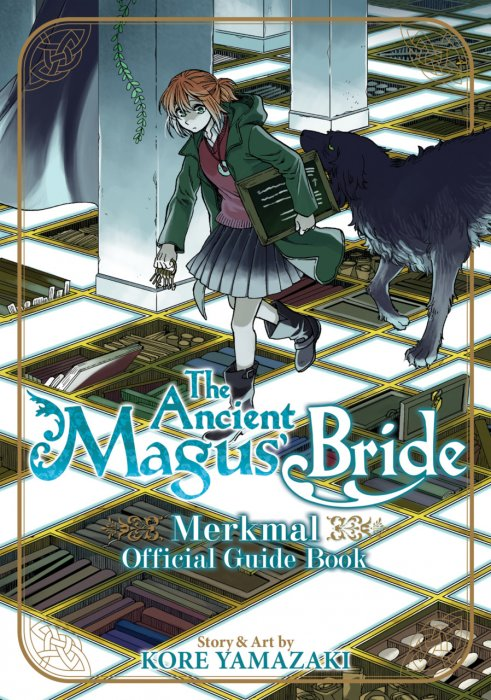 The Ancient Magus' Bride Official Guide Book Merkmal #1 - SC