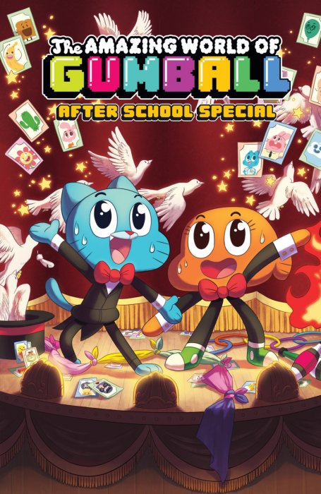 The Amazing World of Gumball - After School Special #1 - GN