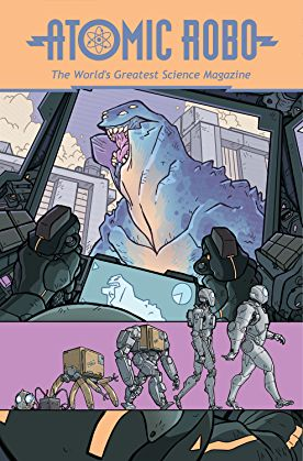 Atomic Robo Vol.10 - ... and the Ring of Fire