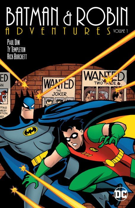 Batman & Robin Adventures Vol.1