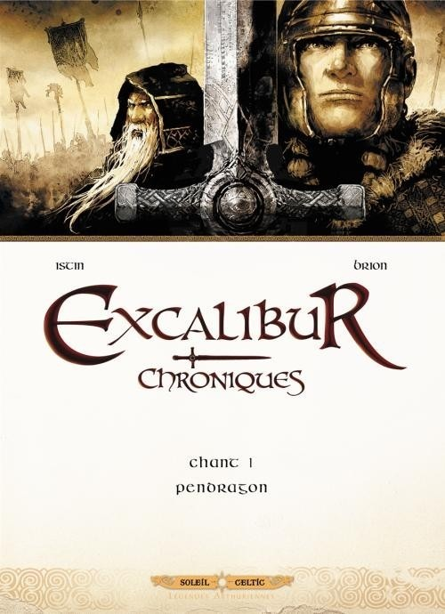 Excalibur Chronicles Song #1-5 Complete