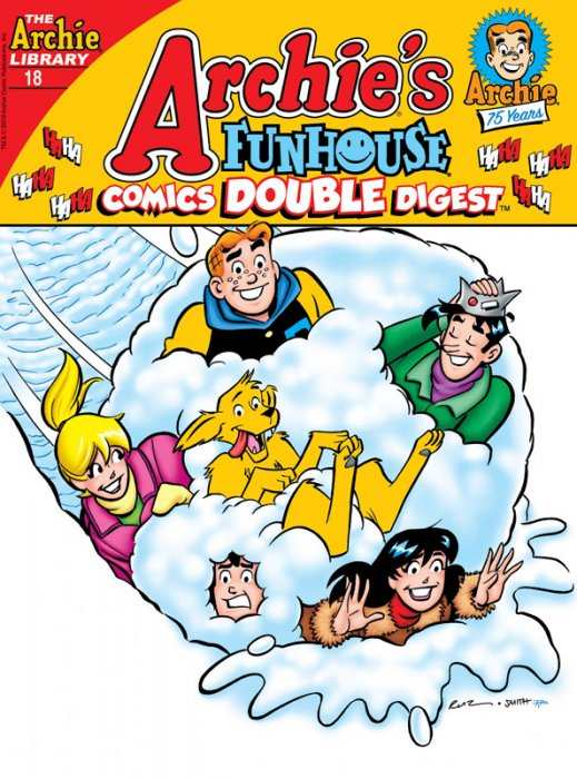 Archie's Funhouse Comics Double Digest #18