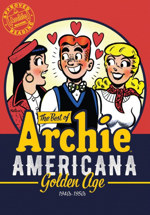 Best of Archie Americana #1 - Golden Age -1940s-1950s