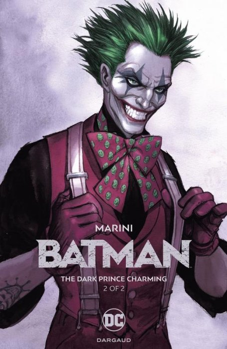 Batman - The Dark Prince Charming #2