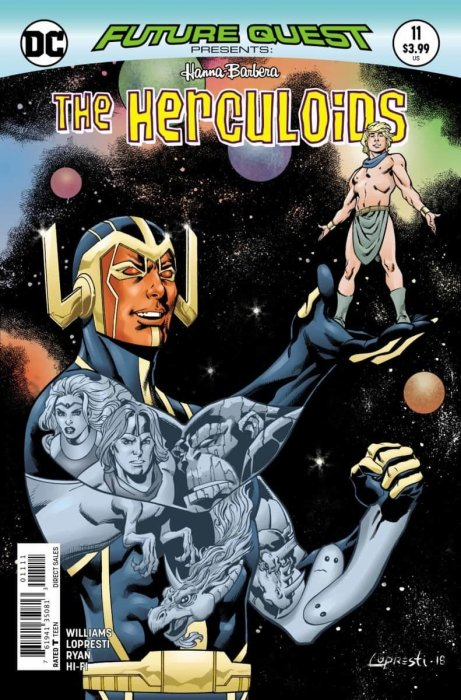 Future Quest Presents #11