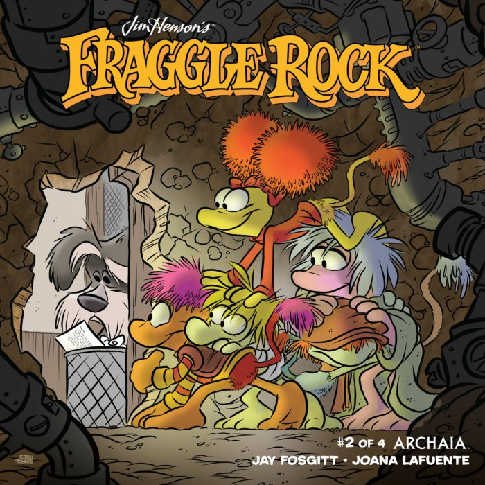 Jim Henson's Fraggle Rock #2