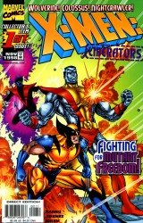 X-Men - Liberators #01-04 Complete