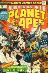 Adventures On The Planet Of The Apes #01-11 Complete