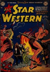 All-Star Western Vol.1 #58-119 Complete