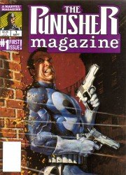 Punisher Magazine #01-16 Complete