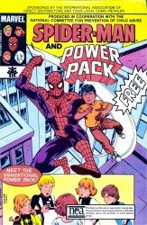 Spiderman & Power Pack