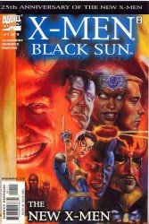 X-Men - Black Sun #01-05 Complete