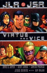 JLA JSA - Virtue and Vice (TPB)