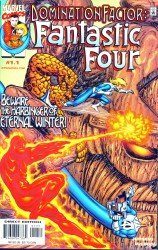 Avengers-Fantastic Four - Domination Factor #01-04 Complete