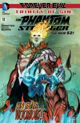 Trinity Of Sin - The Phantom Stranger #12
