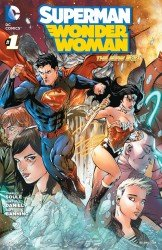 Superman - Wonder Woman #1