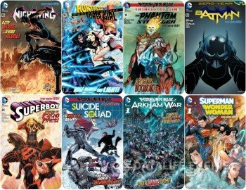 Collection DC - The New 52 (09.10.2013, week 41)