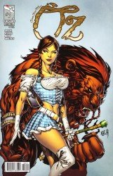 Grimm Fairy Tales Presents Oz #03