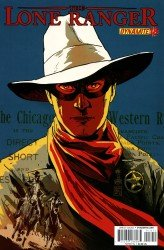The Lone Ranger #18
