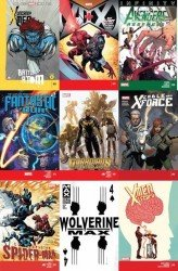 Collection Marvel (16.10.2013, week 42)
