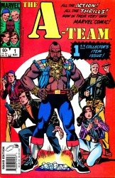The A-Team #01-03 Complete