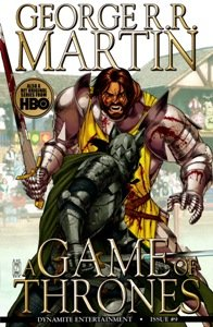 George R.R. Martin's A Game of Thrones #9