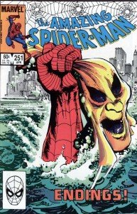 Amazing Spider-Man #251-300