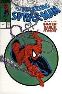 Amazing Spider-Man #301-350