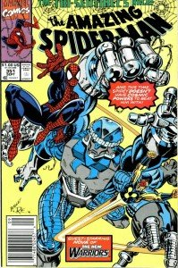 Amazing Spider-Man #351-400