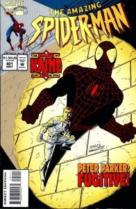 Amazing Spider-Man #401-450