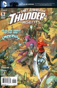THUNDER Agents #01-06 Complete