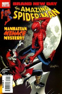 Amazing Spider-Man #551-600