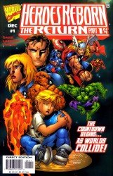 Heroes Reborn - The Return #01-04 Complete