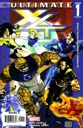 Ultimate X4 #01-02 Complete