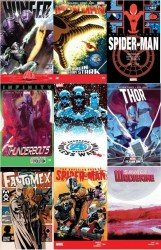 Collection Marvel (02.10.2013, week 40)
