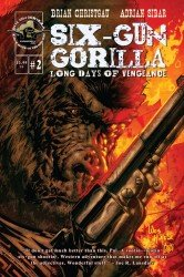 Six-Gun Gorilla - Long Days of Vengeance #02