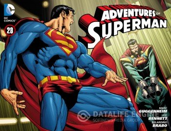 Adventures of Superman #23