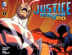 Justice League Beyond 2.0 #4