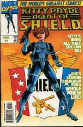 Kitty Pryde-Agent Of SHIELD (1-3 series) Complete