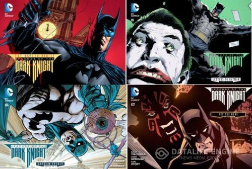 Legends of the Dark Knight collection (1-69 comics)
