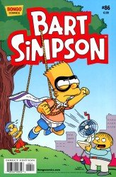 Simpsons Comics Presents Bart Simpson #86
