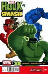 Hulk and the Agents of S.M.A.S.H. #01
