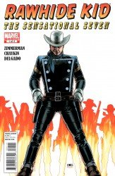 Rawhide Kid - The Sensational Seven #01-04 Complete