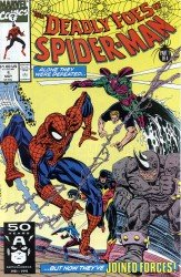 Deadly Foes Of Spider-Man #01-04 Complete