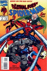 Lethal Foes of Spider-Man #01-04 Complete